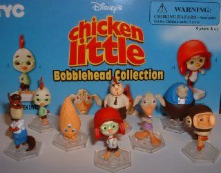 Chicken Little Bobblehead Vending Machine Figure Collection  Other Products