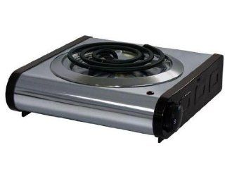 Electric Portable Stove 1 Burner Kitchen & Dining