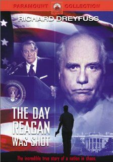 The Day Reagan Was Shot [VHS]: Richard Dreyfuss, Richard Crenna, Yannick Bisson, Colm Feore, Michael Murphy, Kenneth Welsh, Leon Pownall, Robert Bockstael, Beau Starr, Alex Carter, Andrew Tarbet, Holland Taylor, Michael McMurray, Cyrus Nowrasteh, Armand Le