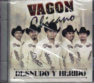 Vagon Chicano Desnudo Y Herido: Music