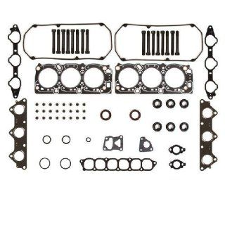 95 98 Mitsubishi Montero Sport 3.0L SOHC Head Gasket Bolts Kit 6G72: Automotive