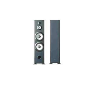 Refurbished Sony SS F7000 Speaker System   Floor Standing, 8 Woofer, 200 Watts Max, Pair (R Other Electronics