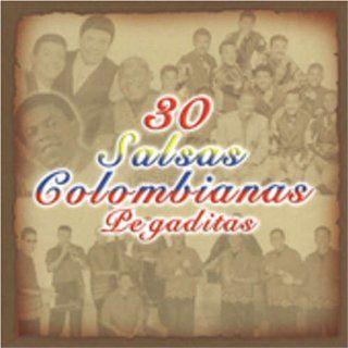 30 Salsas Colombianas Pegaditas: Music