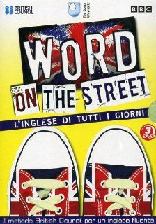 Word On The Street   L'Inglese Di Tutti I Giorni (3 Dvd): documentario: Movies & TV