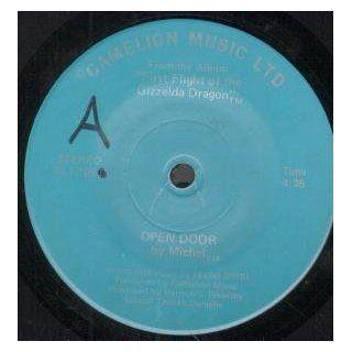 """Open Door 7 Inch (7"""" Vinyl 45)   Camelion: Music"""