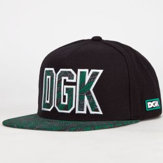 Home Grown Mens Snapback Hat Black One Size For Men 232836100