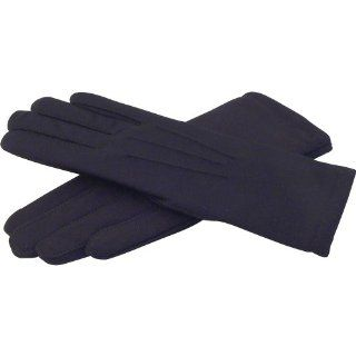 Totes A127E2 Contours Isotoner Spandex Gloves   Black: Health & Personal Care