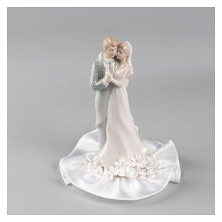Dancing Couple Adornment ~ Designer Wedding Cake Topper ~ LOOK  Decorative Cake Toppers