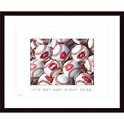 Don Marquess 'It's Not Just a Guy Thing' Wood Framed Print Prints
