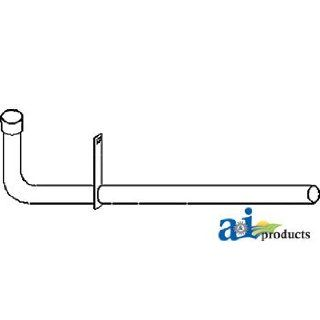 A&I   PIPE ASSEMBLY (<1964 W/ 172 C.I.D. GAS ENGINE). PART NO: A FDE2010: Industrial & Scientific