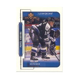 1999 00 Upper Deck MVP #194 Pavel Kubina: Sports Collectibles