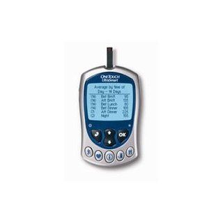 One Touch UltraSmart Blood Glucose Meter ONLY Health & Personal Care