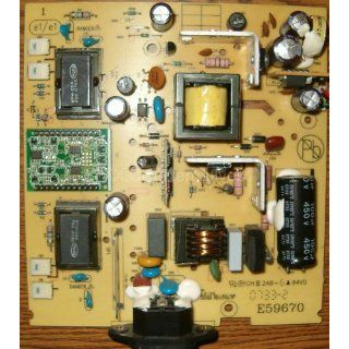 Repair Kit, Dell E198FPf, LCD Monitor, Capacitors Only, Not the Entire Board Industrial & Scientific
