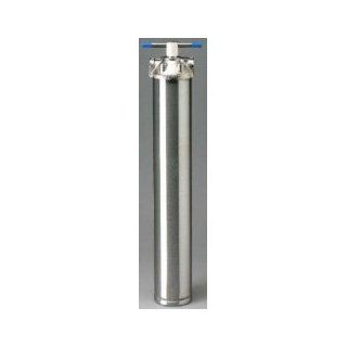 Pentek St 2 Stainless Steel Water Filter Housing   Undersink Water Filtration Systems