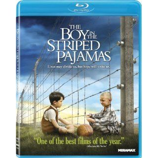 The Boy in the Striped Pajamas [Blu ray]: Asa Butterfield, David Thewlis, Rupert Friend, Zac Mattoon O'Brien, Domonkos N�meth, Henry Kingsmill, Vera Farmiga, Cara Horgan, Zsuzsa Holl, Amber Beattie, L�szl� �ron, Richard Johnson, Mark Herman, Christine