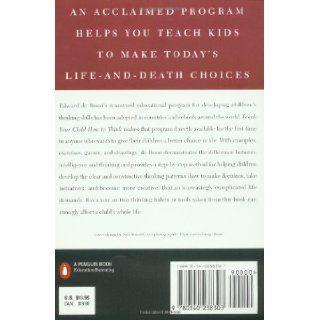 Teach Your Child How to Think Edward de Bono 9780140238303 Books