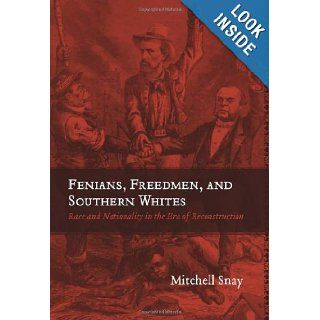 Fenians, Freedmen, and Southern Whites Race and Nationality in the Era of Reconstruction (Conflicting Worlds New Dimensions of the American Civil War) Mitchell Snay 9780807132739 Books