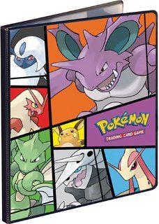 Ultra PRO POKEMON   Combo Album   9 POCKET PORTFOLIO (Pokemon Trading Card Album / Binder)   Out of Print  Toys & Games