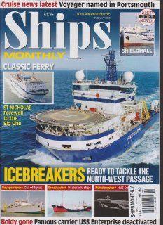 Ships Monthly Magazine February 2013 Various Books