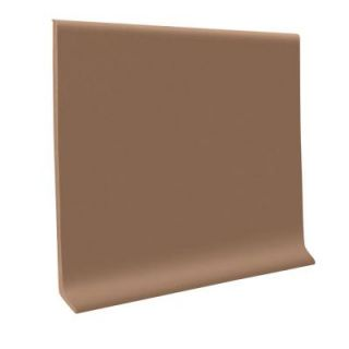 ROPPE 700 Camel 4 in. x 48 in. x .125 in. Wall Base Cove (30 Pieces) 40C73P191
