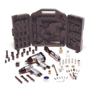 Primefit 50 Piece Air Compressor Tool Kit with Storage Case ATK1000