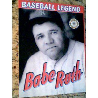 Baseball Legend Babe Ruth Audio Book on Cd, 2006 Edition AVALON Books