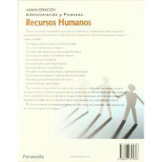 RECURSOS HUMANOS (NUEVO 2008): S. DELGADO: 9788497325806: Books