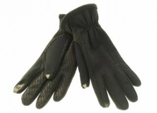 ISO Isotoner Smartouch Gloves Black X Small/Small at  Women�s Clothing store: Cold Weather Gloves
