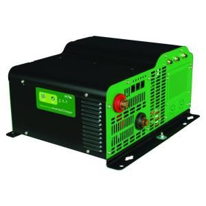 Nature Power 3000 Watt Pure Sine Wave Inverter with 150 Amp Inverter Charger 38330