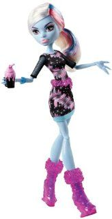 Monster High Coffin Bean Abbey Bominable Doll Toys & Games