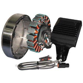 Cycle Electric 70 Series 45 AMP 3 Phase Alternator Kit CE 73T Automotive