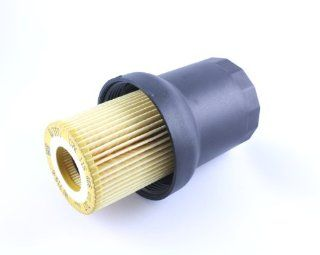 Housing for Oil Filter on VW 2.5L Engines 07K 115 408: Automotive