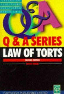 Torts Q&A: Green: 9781859412664: Books