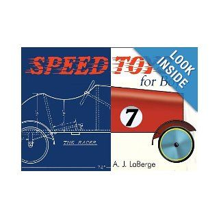 Speed Toys for Boys: (And for Girls, Too)_ (Woodworking Classics): Armand J LaBerge: 9781933502182: Books