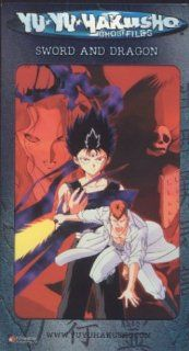 Yu Yu Hakusho Dark Tournament   Sword and Dragon [VHS]: Justin Cook, Laura Bailey (II), Christopher Sabat, Cynthia Cranz, Chuck Huber, John Burgmeier, Kent Williams, Sean Teague, Linda Young (II), Meredith McCoy, Kasey Buckley, Susan Huber, Jessica Dismuke