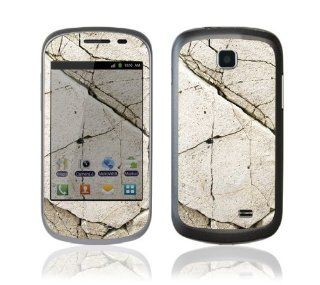 Samsung Galaxy Ace Q Decal Skin Sticker   Rock Texture