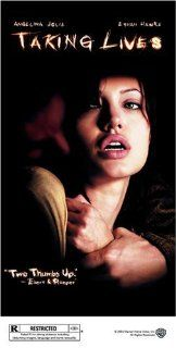 Taking Lives [VHS] Angelina Jolie, Ethan Hawke, Kiefer Sutherland, Gena Rowlands, Olivier Martinez, Tch�ky Karyo, Jean Hugues Anglade, Paul Dano, Justin Chatwin, Andr� Lacoste, Billy Two Rivers, Richard Lemire, D.J. Caruso, Alan C. Blomquist, Anna DeRoy,