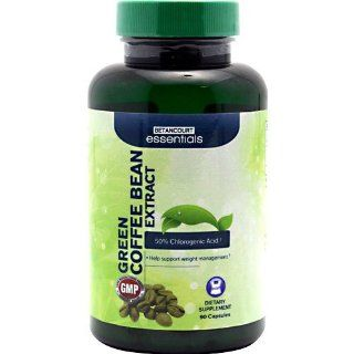 Betancourt Nutrition Essentials Green Coffee Bean Extract   90 Capsules Health & Personal Care