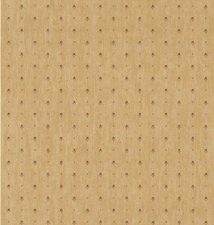 Brewster 70 44606 Heart of the Country III Floral and Heart Toss Wallpaper, 20.5 Inch by 396 Inch, Cream