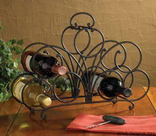 Park Designs Wine Cellar 7 Bottle Wine Rack (24 440)