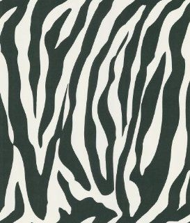 Brewster 405 46966 National Geographic Home Congo White Zebra Wallpaper