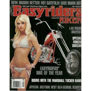 Easyriders #465 ~ March 2012 ~ Las Vegas Bikefest/ Bike of the Year/ Dave Mann Art: Easyriders: Books