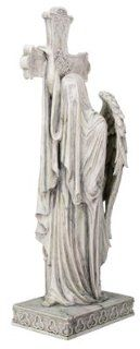 Gothic Angel of Death Statue Sculpture Halloween   Bust Sculptures