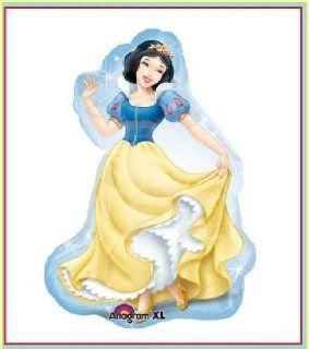 "SNOW WHITE DISNEY PRINCESS 31"" MYLAR BALLOONS birthday party decorations supply"