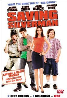 Saving Silverman (Special R Rated Version) Jason Biggs, Steve Zahn, Jack Black, Amanda Peet, Amanda Detmer, R. Lee Ermey, Neil Diamond, Kyle Gass, Norman Armour, Colin Foo, Christopher Logan, Esme Lambert, Dennis Dugan, Bernie Goldmann, Bill Whitten, Brad