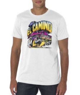 El Camino. Vintage Adult T shirt by RoAcH: Novelty T Shirts: Clothing