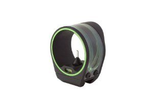 Trijicon AccuPin Bow Sight Green Triangle with Dovetail Base   Black  Rifle Scopes  Sports & Outdoors