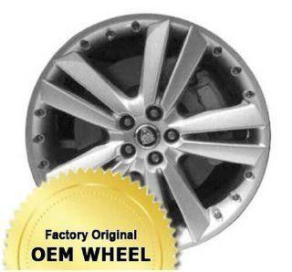 JAGUAR XK 20X8.5 5 TWIN SPOKES Factory Oem Wheel Rim  SILVER   Remanufactured: Automotive