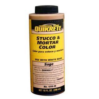 Quikrete 10 fl. oz. Sage Stucco and Mortar Color 132318.0