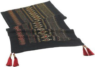 Natori Raj 22 inch by 80 inch Runner   Table Runners